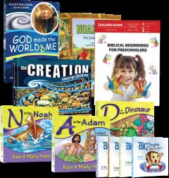 Biblical Beginnings for Preschool Essentials