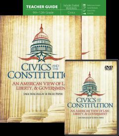 Civics and the Constitution (Curriculum Pack)