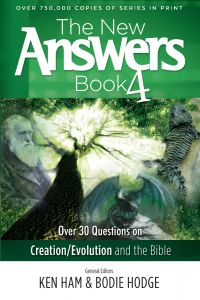 The New Answers Book 4