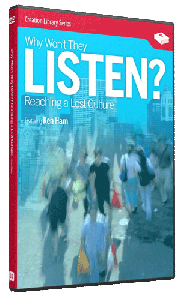 Why Won't They Listen? (DVD)