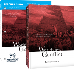 Worldviews in Conflict Set