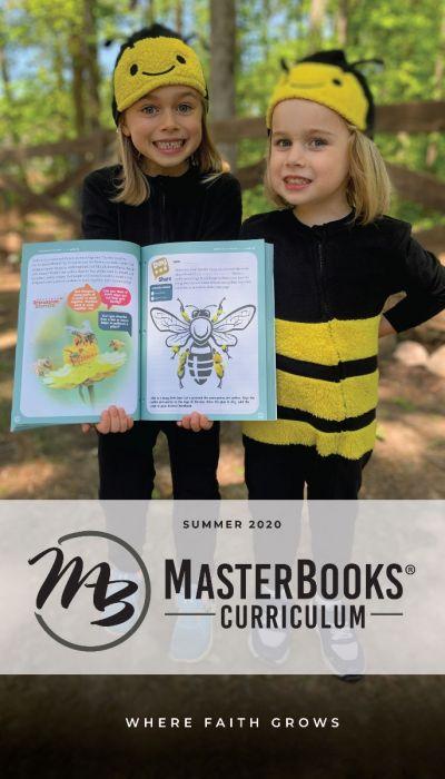 Master Books Homeschool Curriculum 2020 Summer Catalog