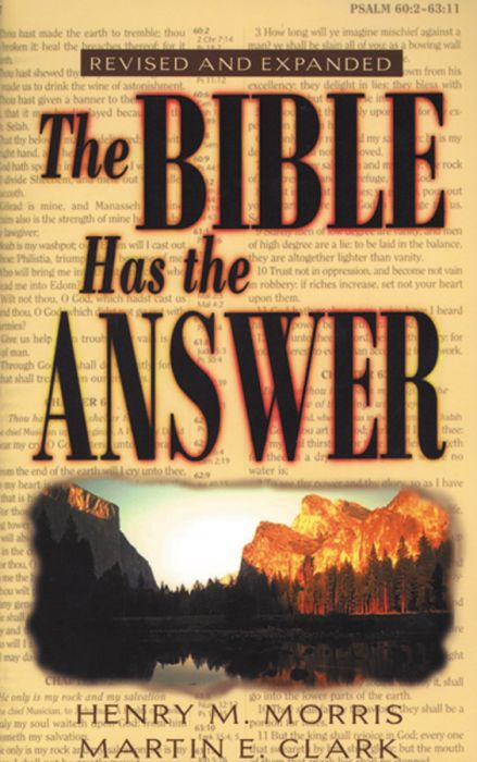 The Bible Has the Answer (Download)