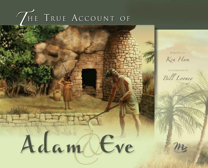 The True Account of Adam & Eve (Download)
