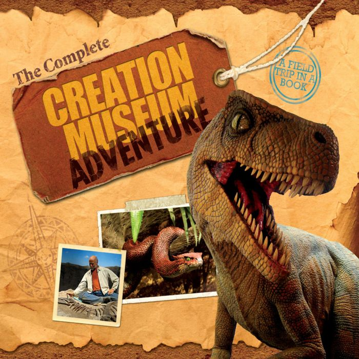 The Complete Creation Museum Adventure (Download)