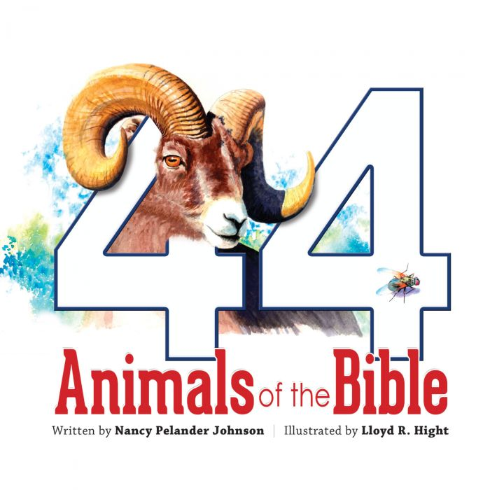 44 Animals of the Bible (Download)