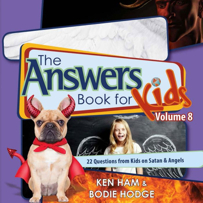 The Answers Book for Kids 8 (Download)