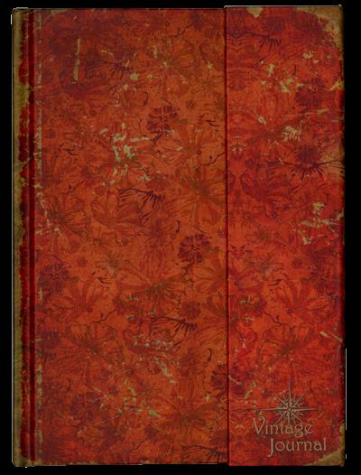 Women's Classy Vintage Journal