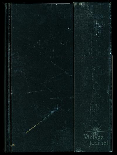 Men's Rugged Vintage Journal