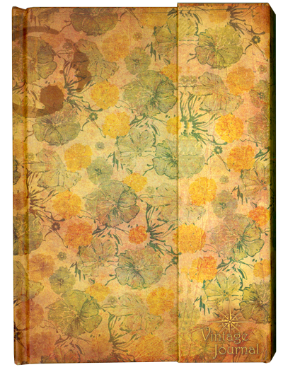 Women's Vintage Journal