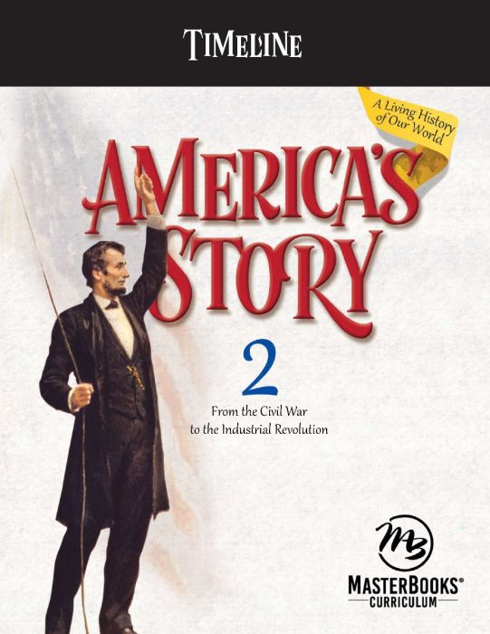 America's Story 2 (Timeline Pack - Download)