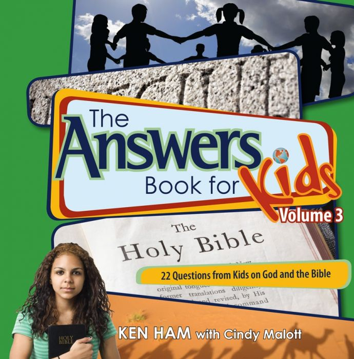 The Answers Book for Kids 3 (Download)
