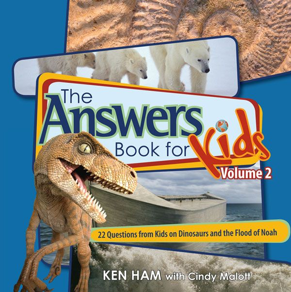 The Answers Book for Kids 2