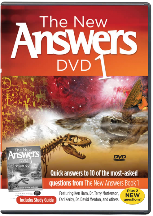 The New Answers DVD 1 (MP4 Download)