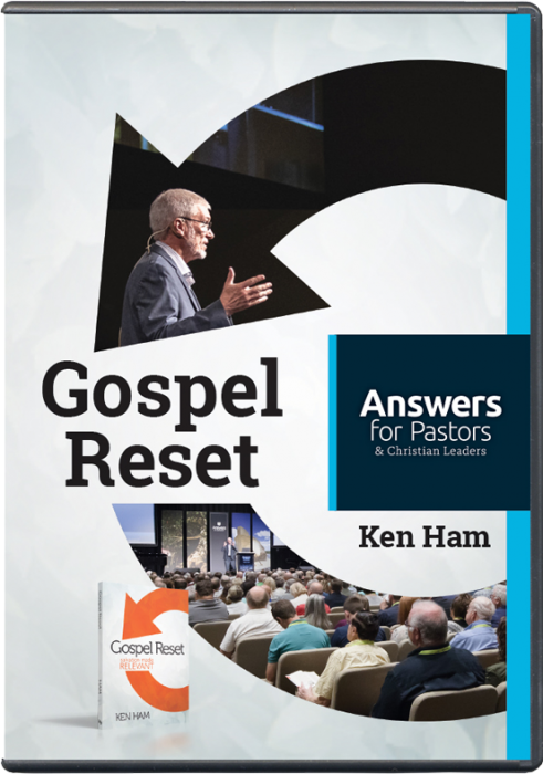 Answers for Pastors: Gospel Reset (DVD)