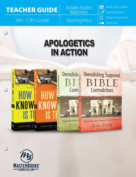 Apologetics in Action (Teacher Guide - Download)