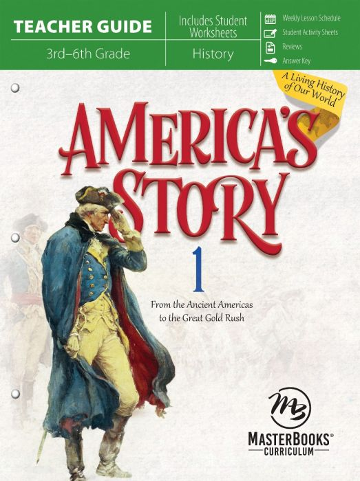 America's Story 1 (Teacher Guide - Download)