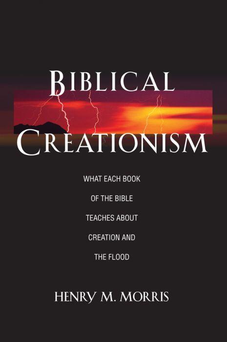 Biblical Creationism (Scratch & Dent)