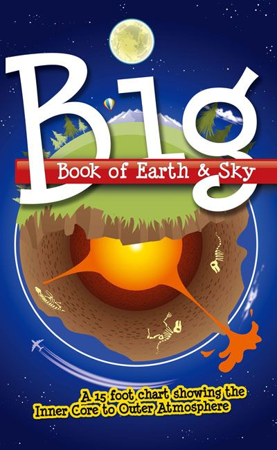 Big Book of Earth & Sky (Panels)