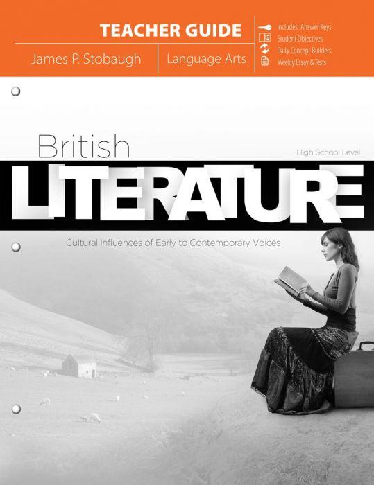 British Literature (Teacher Guide - Download)