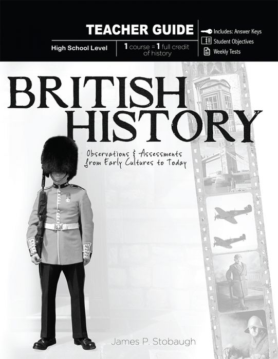 British History (Teacher Guide - Download)