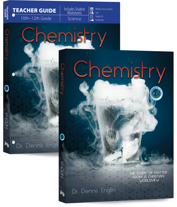 Master's Class High School Chemistry Set