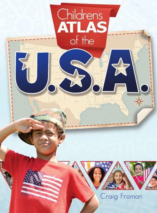 Children's Atlas of the U.S.A. (Download)