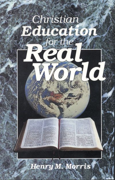 Christian Education for the Real World (Scratch & Dent)