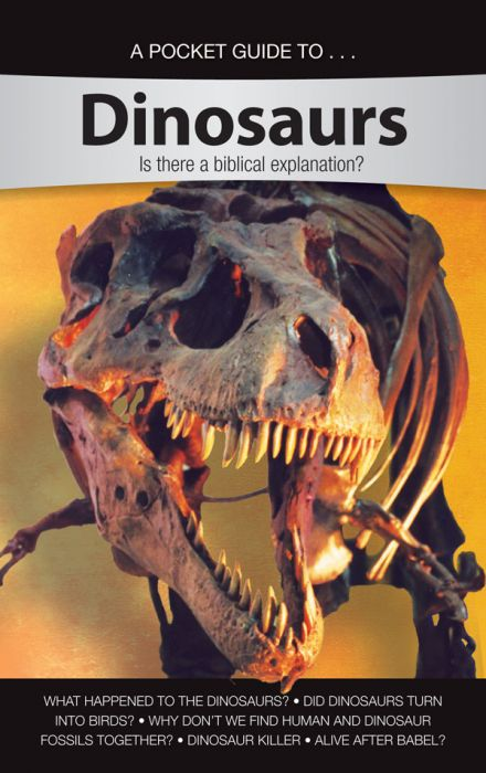 Dinosaurs Pocket Guide