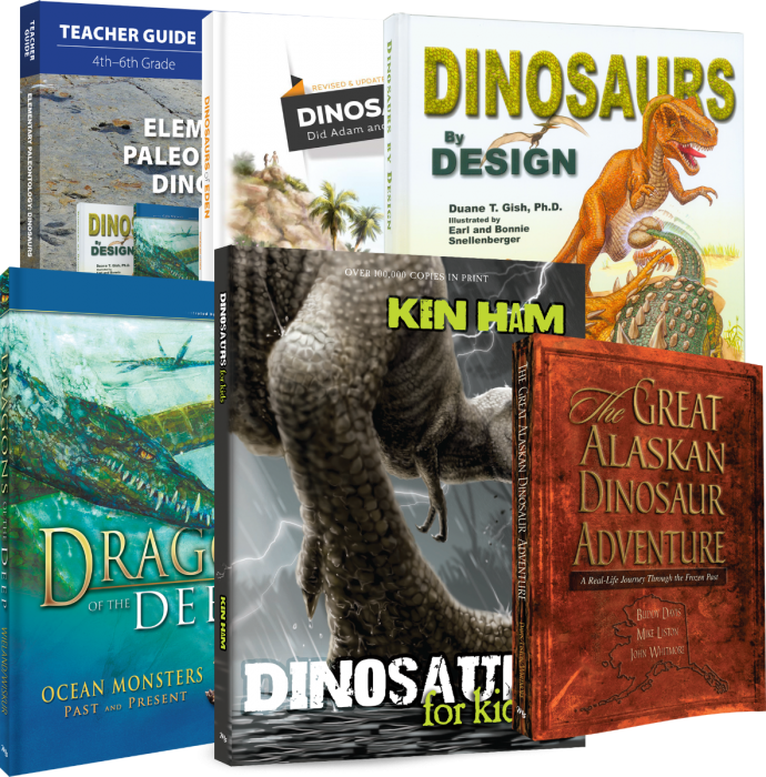Elementary Paleontology (Curriculum Pack)