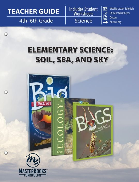 Elementary Science: Soil, Sea, and Sky (Teacher Guide - Download)