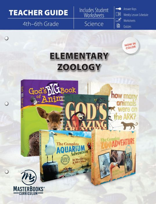 Elementary Zoology (Revised - Teacher Guide - Download)