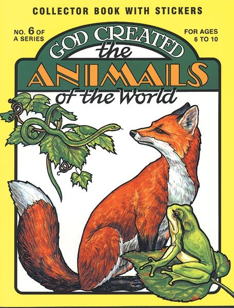 God Created the Animals of the World (Download)