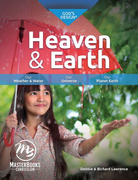 God's Design for Heaven & Earth (MB Edition)
