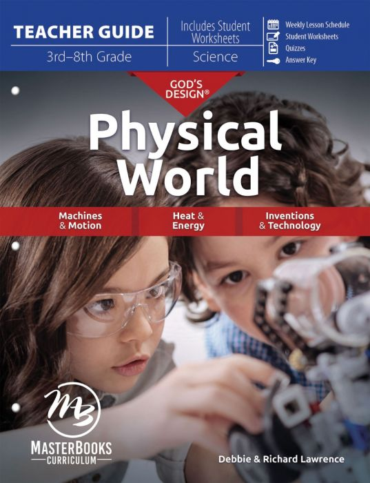God's Design for the Physical World (Teacher Guide - MB Edition)