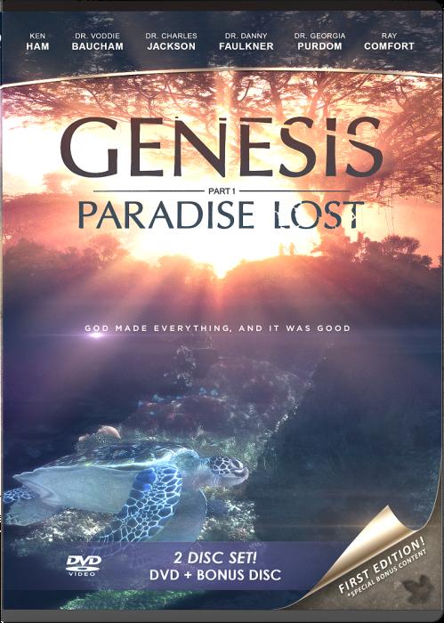 GENESIS: Paradise Lost (DVD)