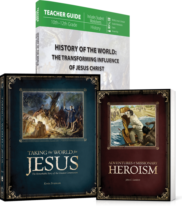 History of the World (Curriculum Pack)
