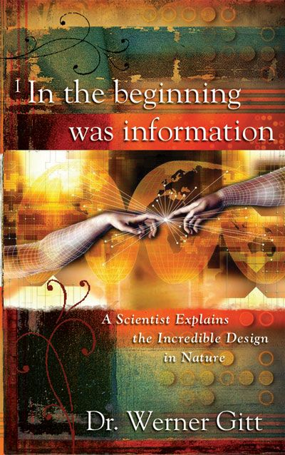 In the Beginning Was Information (Scratch & Dent)