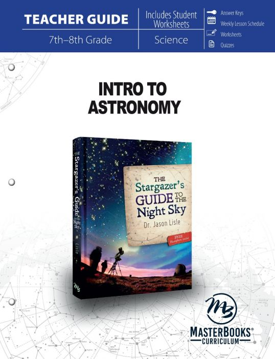 Intro to Astronomy (Teacher Guide)