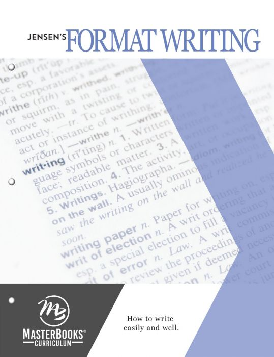 Jensen's Format Writing (Download)
