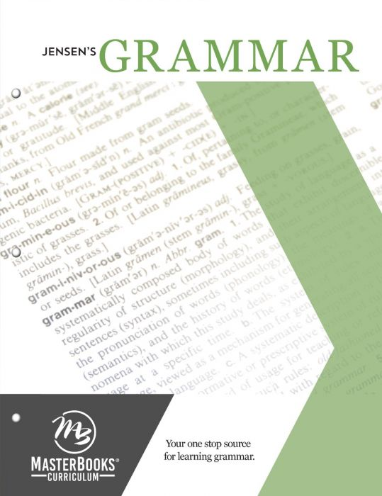 Jensen's Grammar (Download)