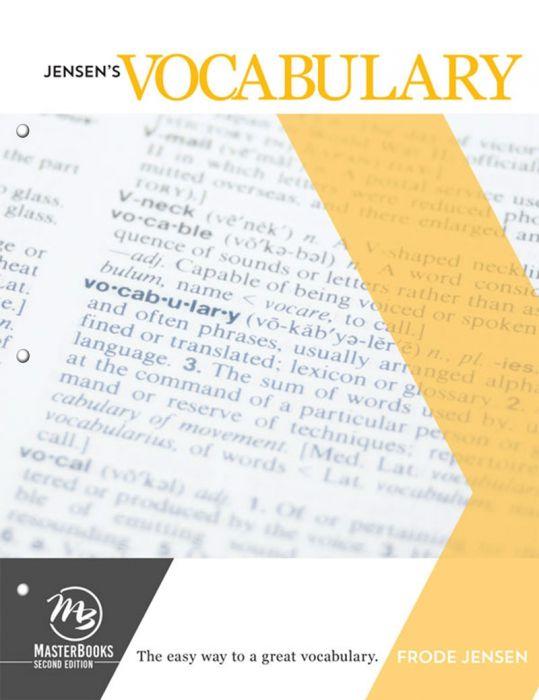 Jensen's Vocabulary