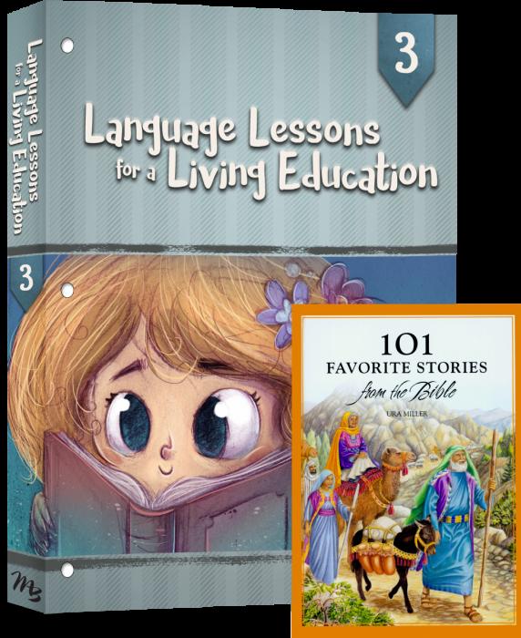 Language Lessons for a Living Education 3 Set