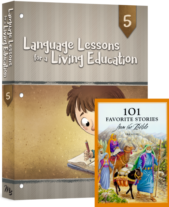 Language Lessons for a Living Education 5 Set