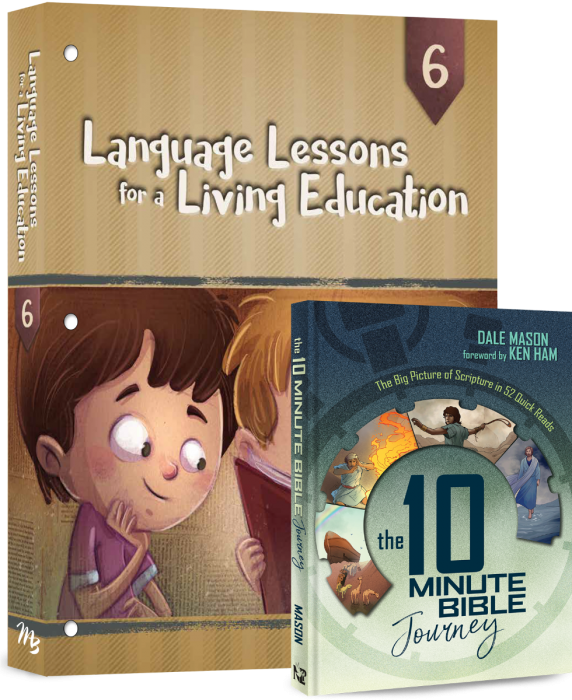 Language Lessons for a Living Education 6 Set