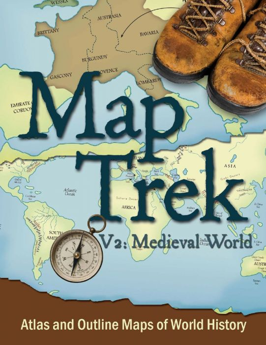 Map Trek: Medieval World (Download)
