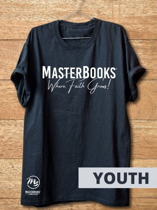 Master Books Tee (Kids)