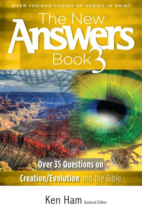 The New Answers Book 3 (Download)