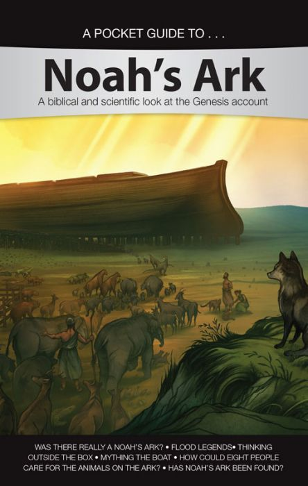 Noah's Ark Pocket Guide (Download)