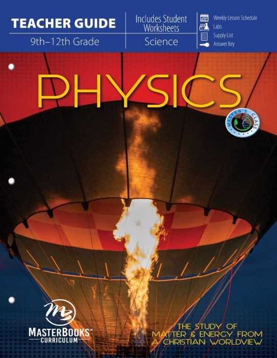 Master's Class High School Physics (Teacher Guide)